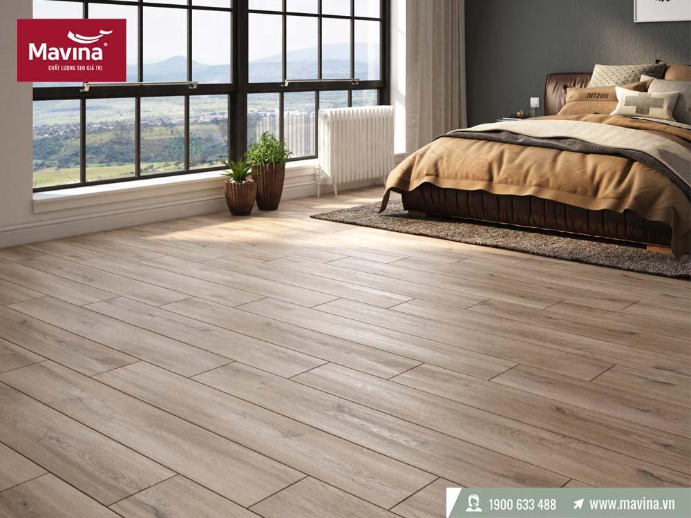 Chọn sàn gỗ công nghiệp phù hợp không gian
