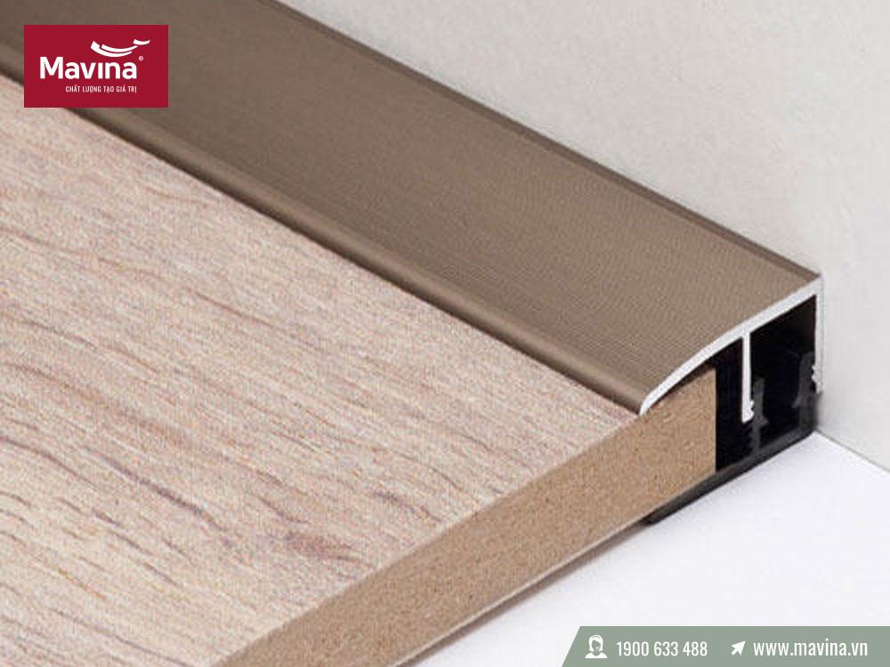 Công dụng nẹp sàn gỗ