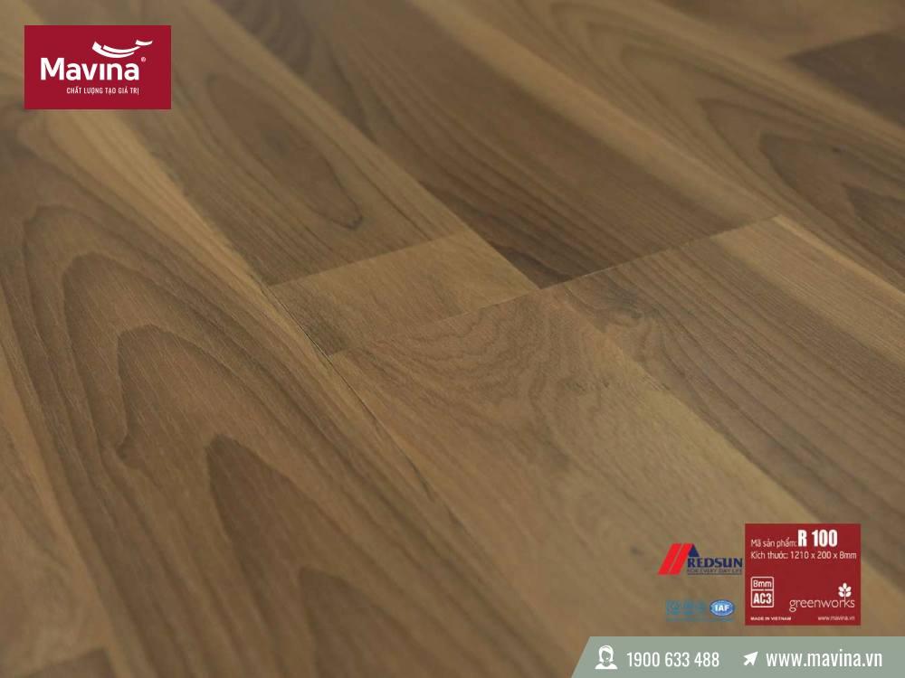 Ưu điểm sàn gỗ Redsun