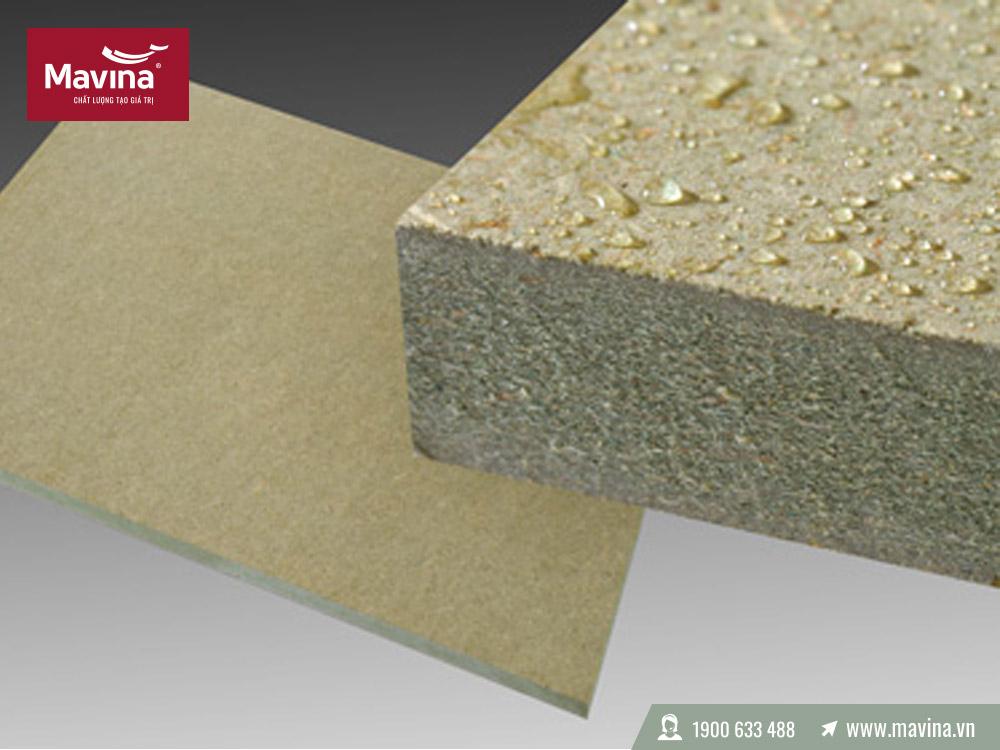 Khả năng chống ẩm sàn gỗ công nghiệp