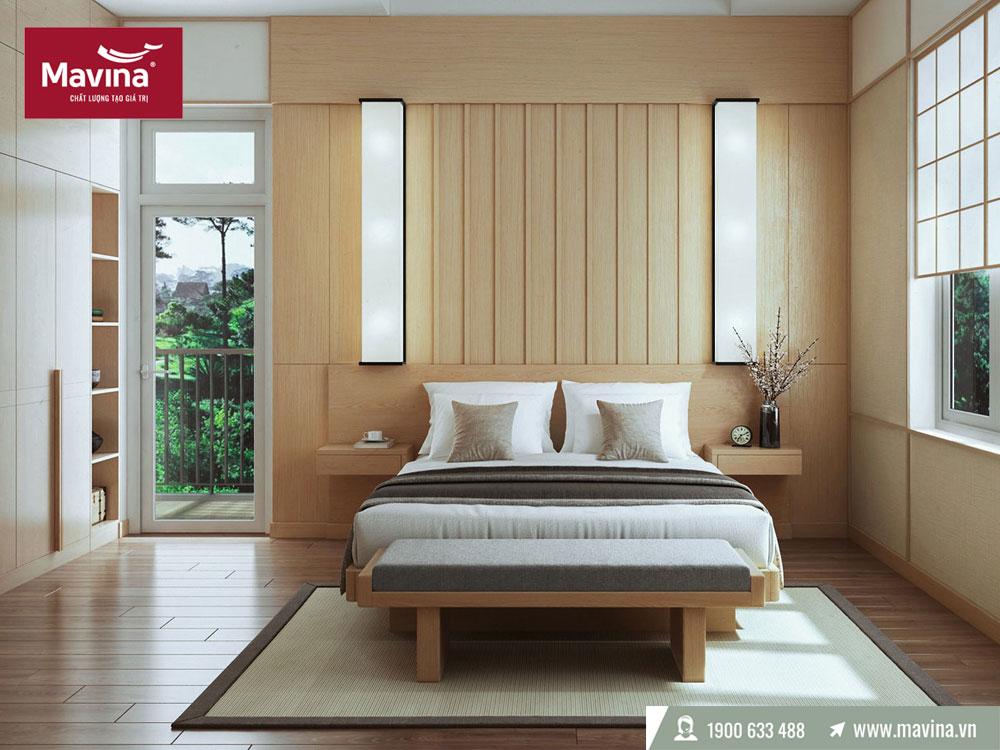 Màu sàn gỗ theo phong cách nội thất