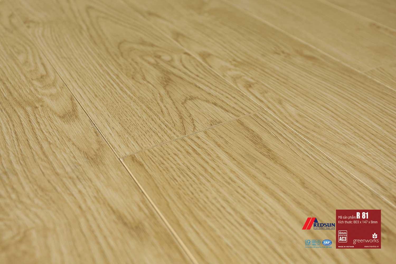 Sàn gỗ Redsun - R81