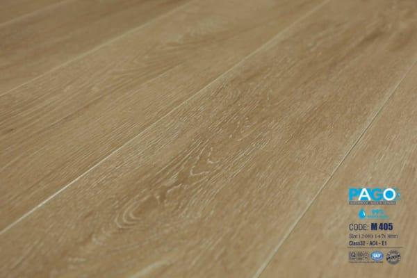 Sàn gỗ Pago M405