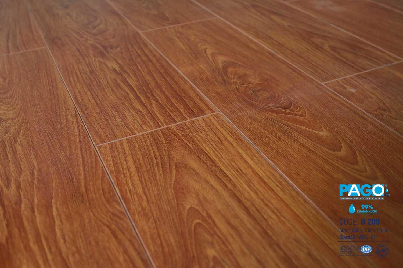 Sàn gỗ Pago D209