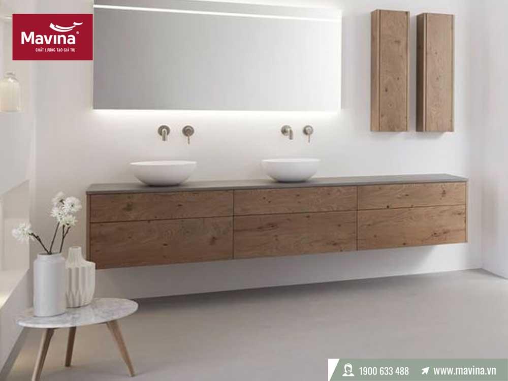 Ứng dụng gỗ MDF chống nước