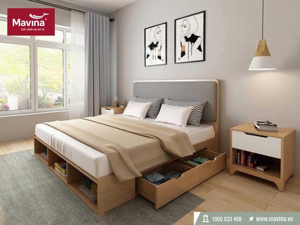 Ứng dụng gỗ công nghiệp trong nội thất