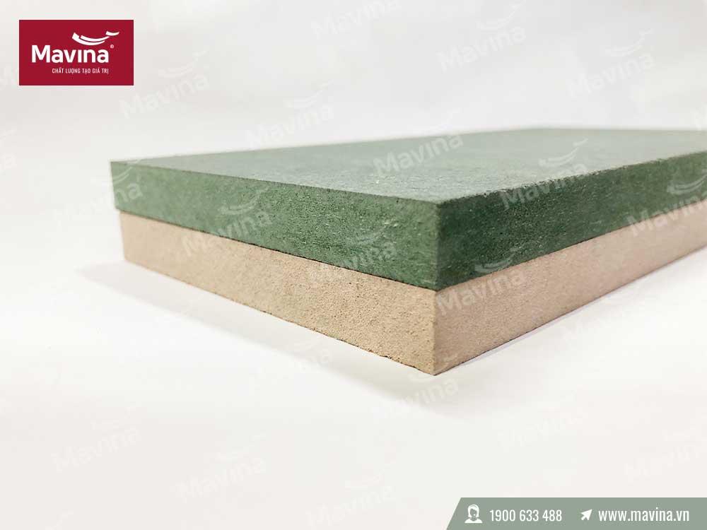 Các loại gỗ MDF