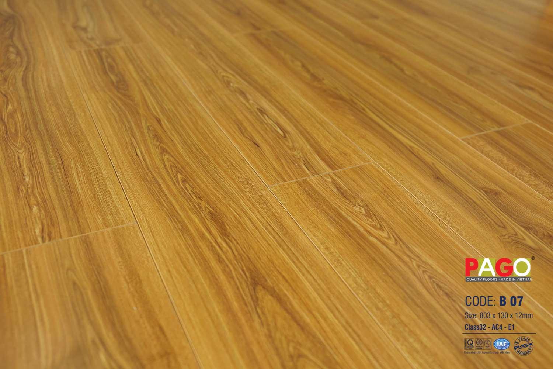 Sàn gỗ Pago B07